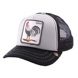 Gorras Goorin Bros Animal Farm Gallo Gris