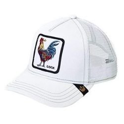 Gorras Goorin Bros Gallo Blanco