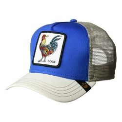 Gorras Goorin Bros Gallo Trucker Gallo Azúl