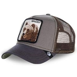 Gorras Goorin Bros Grizzly Trucker